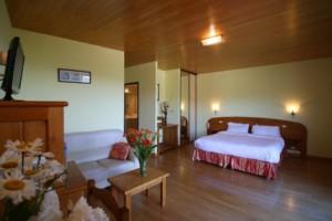 Chambre grand confort double