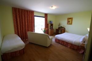 Chambre grand confort triple